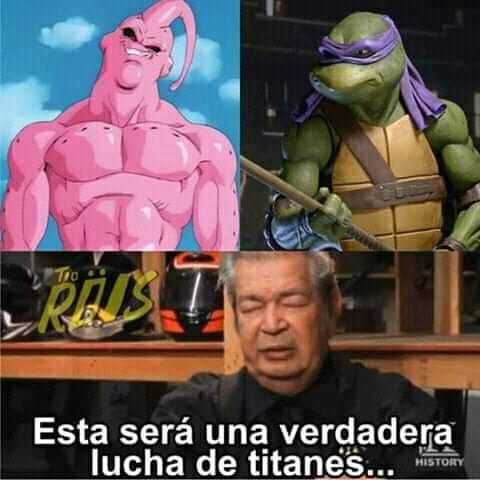 haaland boo vs donatello